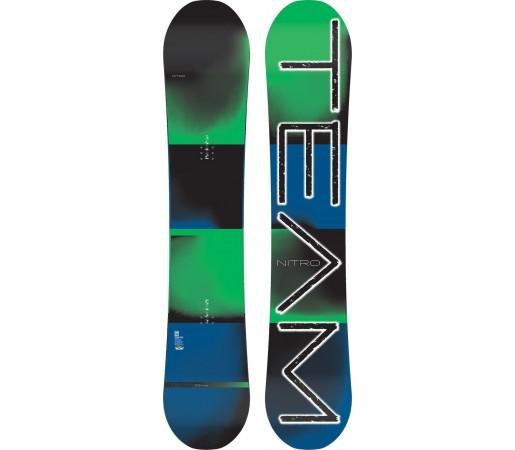 Placa Snowboard Nitro Team Gullwing Wide 2014