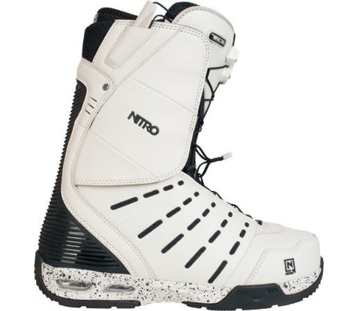 Boots Snowboard Nitro Team TLS Alb 2014