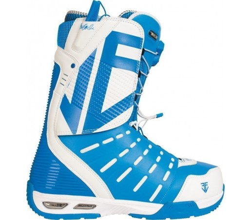 Boots Snowboard Nitro Team TLS Albastru/Alb 2014
