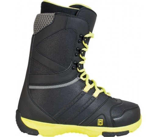 Boots Snowboard Nitro Thunder Negru/Lime 2014
