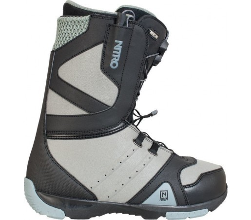 Boots Snowboard Nitro Thunder TLS Negru/Gri 2014