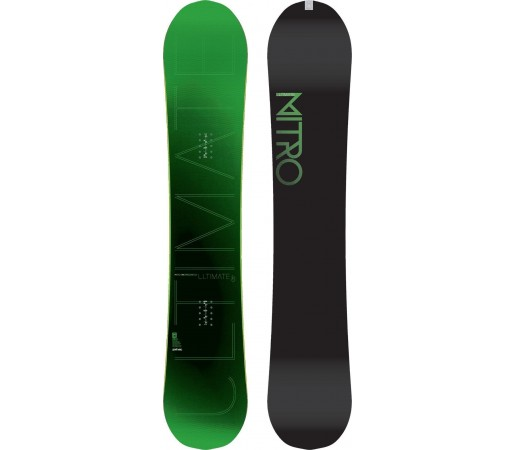 Placa Snowboard Nitro Ultimate 2014