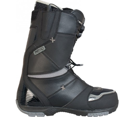 Boots Snowboard Nitro Ultra TLS Negru 2014