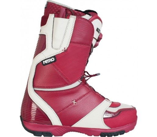 Boots Snowboard Nitro Ultra TLS Rosu 2014