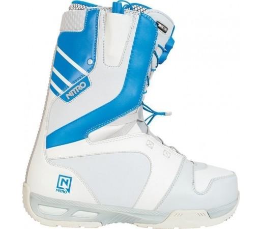 Boots Snowbaord Nitro Venture TLS Alb/Albastru 2014