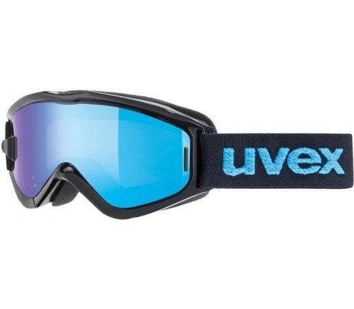 Ochelari Ski si Snowboard Uvex Speedy Pro Take Off Junior Albastru/Negru