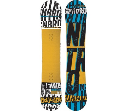 Placa Snowboard Nitro Prime 2015