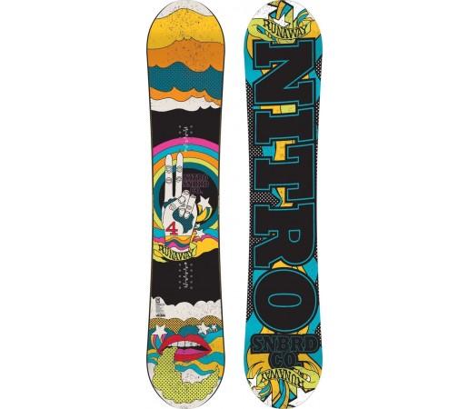 Placa Snowboard Nitro Runaway 2015