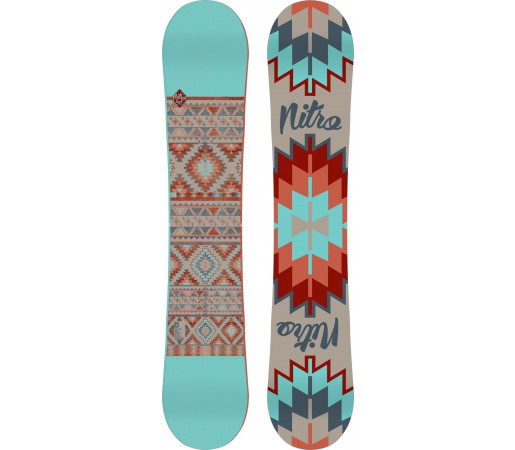 Placa Snowboard Nitro Spell 2015