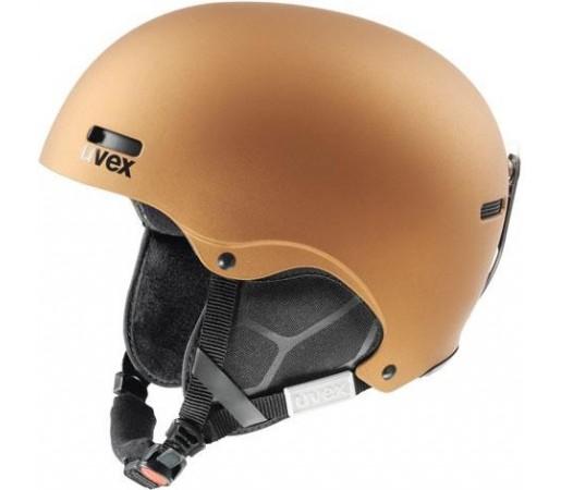 Casca Schi si Snowboard Uvex Hlmt 5 Pure Maro