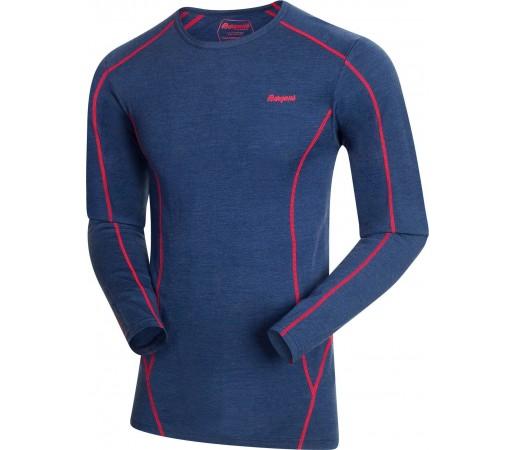 Bluza de corp Bergans Krekling Albastru Navy