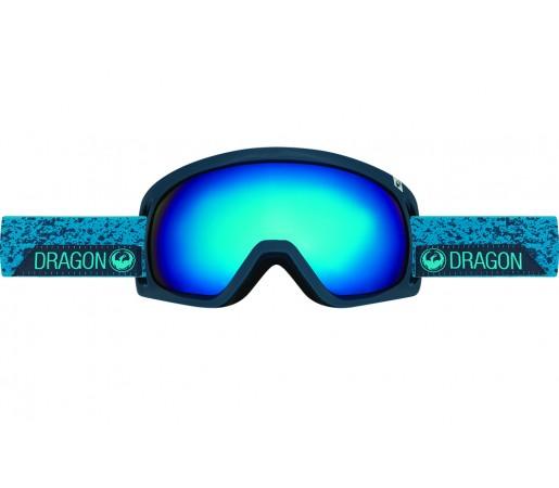 Ochelari schi si snowboard Dragon D3 Stone Blue / Dark Smoke Blue