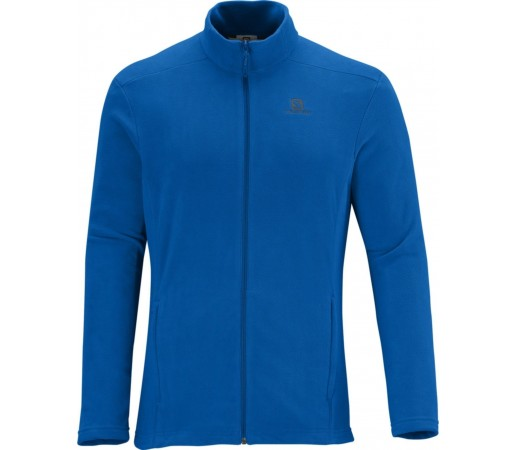 Bluza Salomon PANORAMA FZ M BLUE