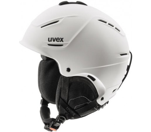 Casca Schi si Snowboard Uvex P1us Alba