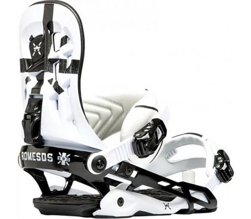 Legaturi snowboard Rome 390 Albe 2016