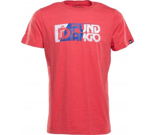 Tricou Fundango Basic T Logo 11 Rosu