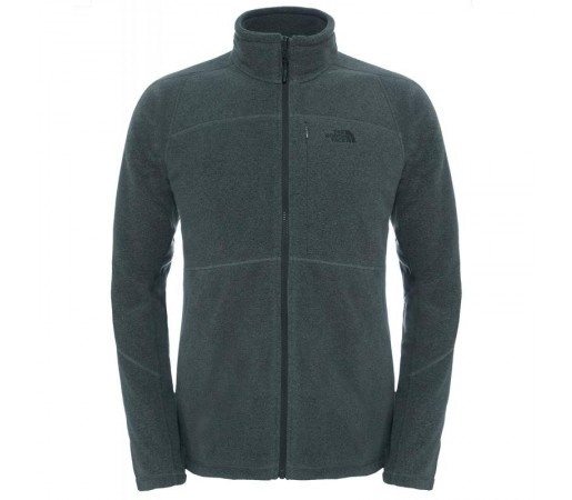Polar The North Face 200 Shadow Full Zip M Gri