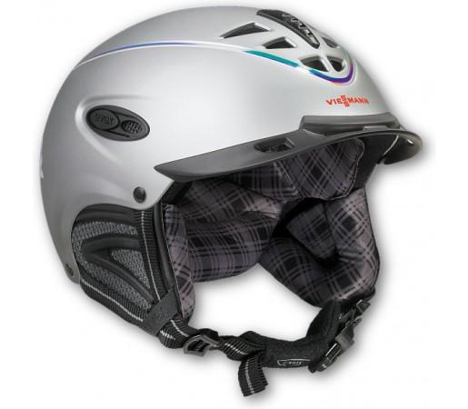 Casca Ski si Snowboard Uvex Uvision Pro Gri