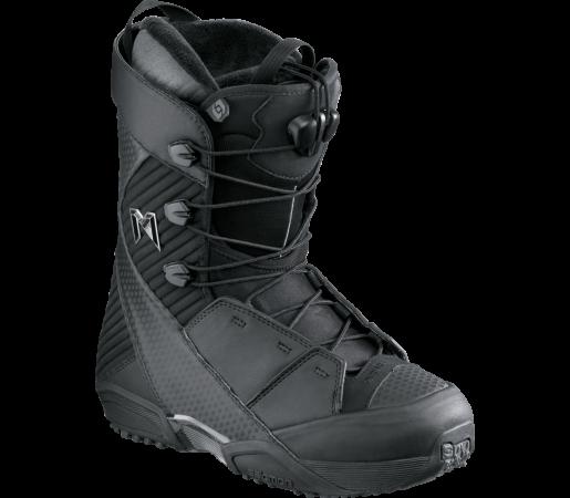 Boots Salomon Malamute Negru 2012