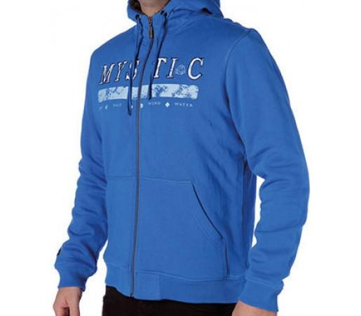 Hanorac Mystic Mountain Sweat Classic Albastru