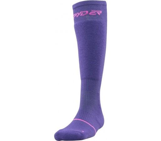 Sosete Spyder Wooly Purple