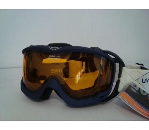 Ochelari Schi si Snowboard Uvex Orbit Optic Bleu/Alb