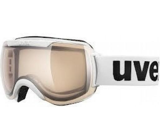Ochelari Ski si Snowboard Uvex Downhill 2000 Vario Alb