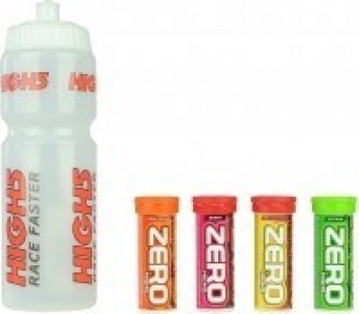 Pachet High 5 bidon 750 ml + Zero 10