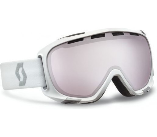 Ochelari Scott Fix STD White/Silver chrome