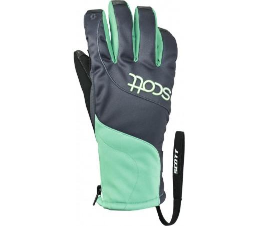 Manusi schi si snowboard Scott Snw-tac 20 HP PL Lady Albastru/Verde