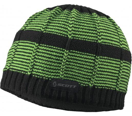 Caciula Scott MTN 20 Neagra/Verde
