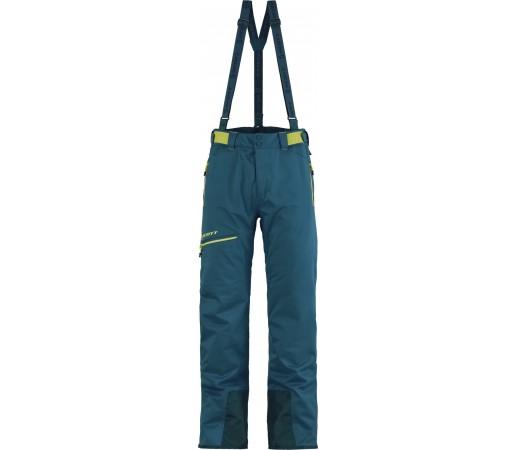Pantaloni schi si snowboard Scott Vertic 2L Insulated Verde/Negru