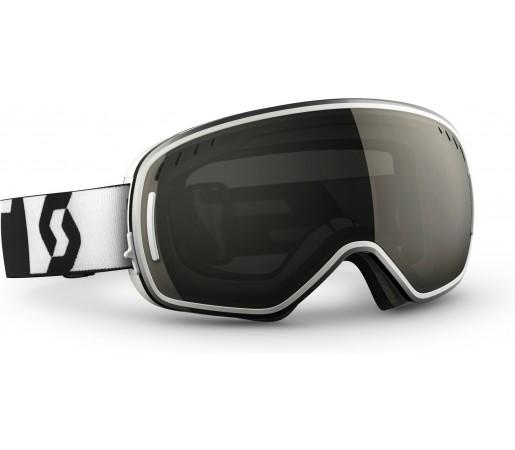 Ochelari snowboard si schi Scott Junior Voltage LCG Alb/Negru