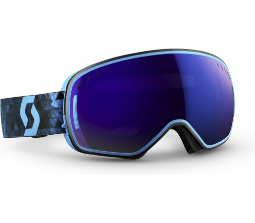 Ochelari snowboard si schi Scott Voltage LCG Albastri