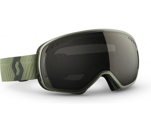 Ochelari snowboard si schi Scott LCG Halo Verde/Negru