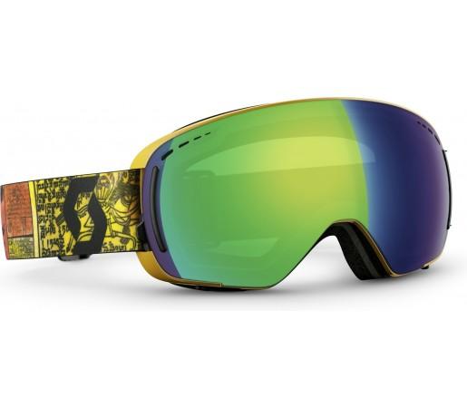 Ochelari schi si snowboard Scott LCG Compact Portocaliu/Verde