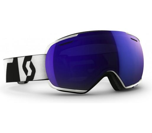 Ochelari schi si snowboard Scott Linx Alb/Albastru