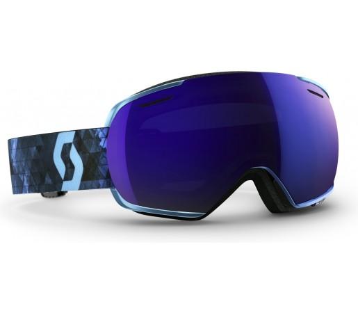 Ochelari schi si snowboard Scott Linx Albastri