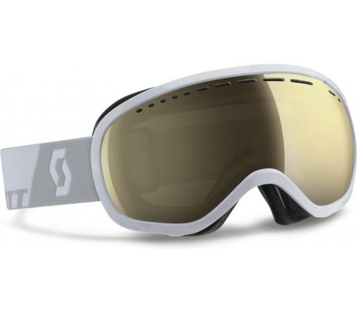 Ochelari schi si snowboard Scott Off-Grid Alb/Galben