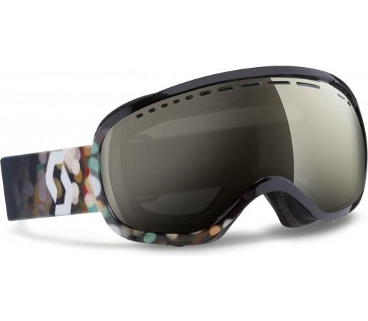 Ochelari schi si snowboard Scott Off-Grid Negri