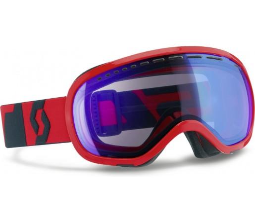 Ochelari schi si snowboard Scott Off-Grid Rosu/Albastru