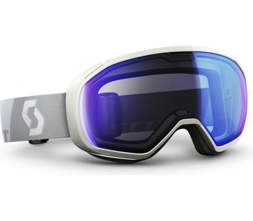 Ochelari schi si snowboard Scott Fix Alb/Albastru