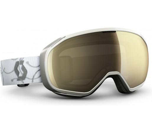 Ochelari schi si snowboard Scott Fix Alb/Gri