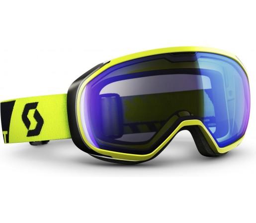 Ochelari schi si snowboard Scott Fix Galben/Albastru