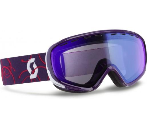 Ochelari schi si snowboard Scott Dana Mov/Albastru