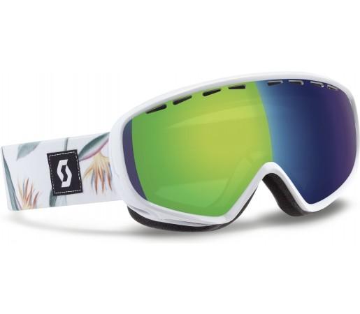 Ochelari schi si snowboard Scott Dana Alb/Verde