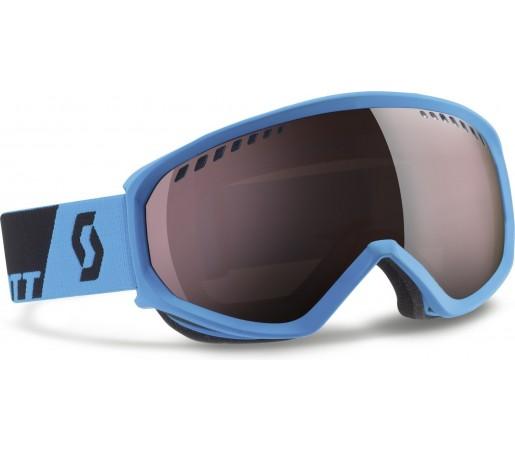 Ochelari schi si snowboard Scott Faze Albastri