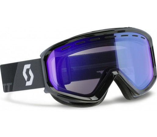 Ochelari schi si snowboard Scott Level Negru/Albastru