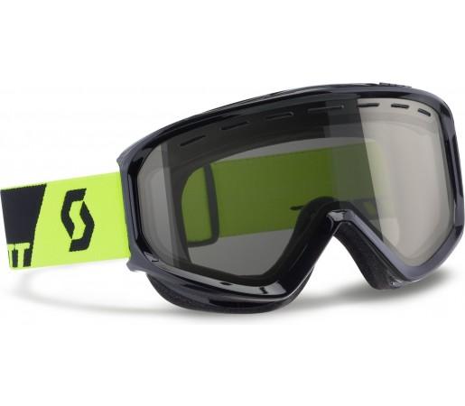 Ochelari schi si snowboard Scott Level Negru/Galben