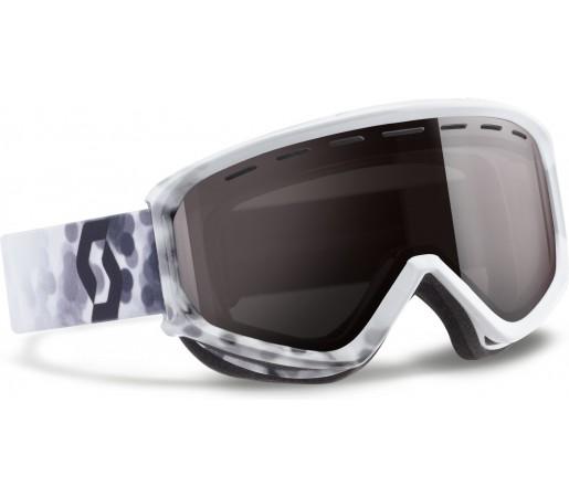 Ochelari schi si snowboard Scott Level Alb/Gri